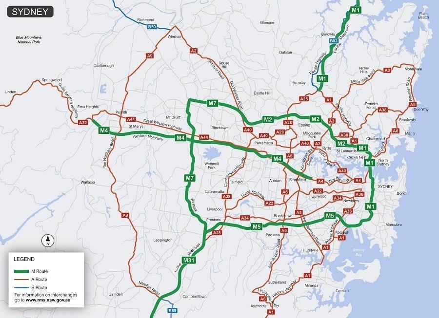 fizetős utak térkép Sydney fizetős utak térkép   Térkép sydney fizetős utakat (Ausztrália) fizetős utak térkép